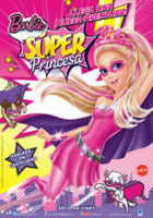 Carátula de 'Barbie: Super princesa'