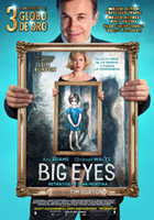 Poster de la película 'Big Eyes'